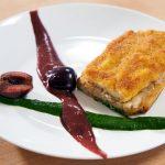 Masterchef Italia 7 - ricetta Petto di pollo impanato con verdure di Cristina Bowerman