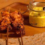 Masterchef Italia 7 - ricetta Pollo tandoori chapati e crema curcuma e miele di Ludovica Starita