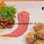 Masterchef Italia 7 - ricetta Quanto basta di Giovanna Rosanio