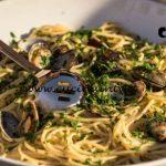 Masterchef Italia 7 - ricetta Spaghetti alle vongole con zenzero di Denise Delli