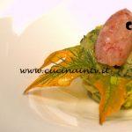 Masterchef Italia 7 - ricetta Spaghetti con gamberi e zucchine di Antonino Cannavacciuolo