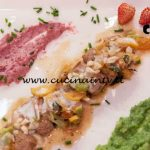 Masterchef Italia 7 - ricetta Strogonoff al kefir di Italo Screpanti