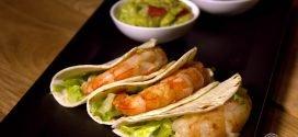Masterchef Italia 7 - ricetta Tacos de camarónes di Denise Delli