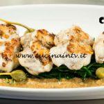 Masterchef Italia 7 - ricetta Coda di rospo in salsa di noci e capperi di Giorgio Locatelli
