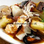 Masterchef Italia 7 - ricetta Gran zuppa di pesce al vapore ai profumi mediterranei di Bruno Barbieri