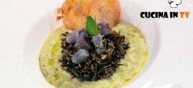 Masterchef Italia 7 - ricetta Insalata di riso su crema di sedano rapa di Giovanna Rosanio