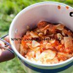 Masterchef Italia 7 - ricetta Maltagliati al ragù di salsiccia di Ludovica Starita