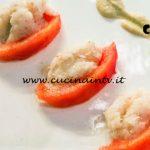 Masterchef Italia 7 - ricetta Nasello marinato di Davide Aviano