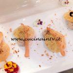 Masterchef Italia 7 - ricetta Natale in anticipo di Ludovica Starita