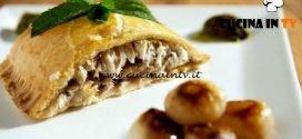 Masterchef Italia 7 - ricetta Orata in crosta cipolle borettane in agrodolce e salsa anacardi e menta di Italo Screpanti