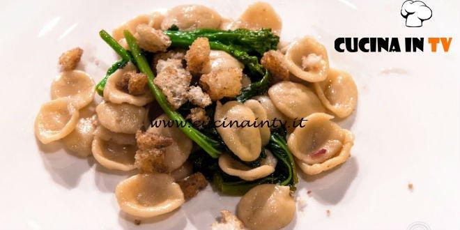 Masterchef Italia 7 - ricetta Orecchiette con cime di rapa di Marianna Calderaro