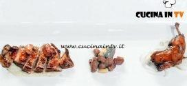 Masterchef Italia 7 - ricetta Quaglia al mare di Davide Aviano
