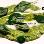 Masterchef Italia 7 - ricetta Risotto spinacino grappa ginepro e parmigiano di Antonia Klugmann