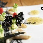 Masterchef Italia 7 - ricetta Seppia cialda al suo nero e gel al tè verde e lime di Marianna Calderaro