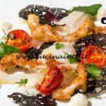 Masterchef Italia 7 - ricetta Seppia e patate di Alberto Menino