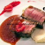 Masterchef Italia 7 - ricetta Vitello in agrodolce di Kateryna Gryniukh