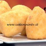 La Prova del Cuoco - ricetta Arancine siciliane di Sergio Maria Teutonico