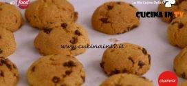 La mia cucina delle emozioni - ricetta Biscotti con gocce di cioccolato di Marco Bianchi