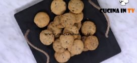 Bake Off Italia Extra Dolce - ricetta Chocolate chip cookies di Damiano Carrara