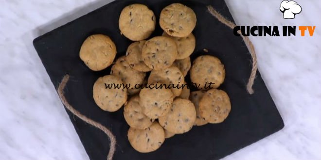 Bake Off Italia Extra Dolce | Chocolate chip cookies ricetta Damiano Carrara