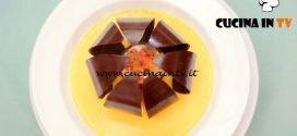 Bake Off Italia 6 - ricetta Dolce Fiore al cioccolato di Ernst Knam