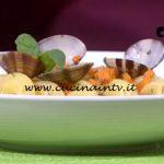 Detto Fatto - ricetta Fusilloni con vongole e carote di Ilario Vinciguerra
