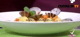 Detto Fatto | Fusilloni con vongole e carote ricetta Ilario Vinciguerra
