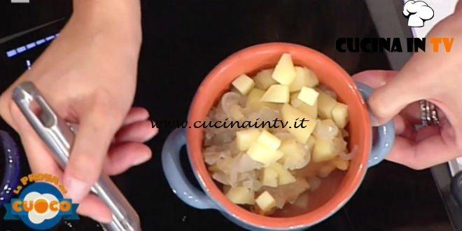La Prova del Cuoco | Zuppa di cipolle rosse di Tropea ricetta Luca Pappagallo