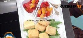 La Prova del Cuoco - ricetta Mozzarella in carrozza di Susanna Badii