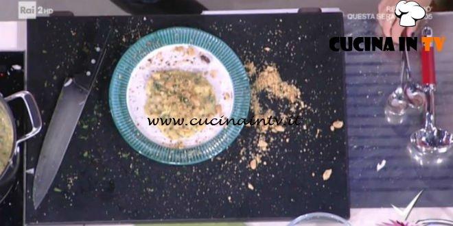 Detto Fatto - ricetta Pasta e ceci di Sergio Assisi