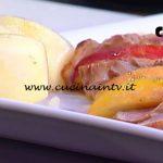 La Prova del Cuoco - ricetta Petto d'anatra con pesche e vino rosè di Guerrino Maculan