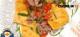 La Prova del Cuoco - ricetta Ravioli di mora romagnola al sugo di salsiccia matta stridoli e scalogni di Verdiana Gordini