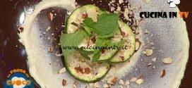 La Prova del Cuoco - ricetta Torretta di zucchine con besciamella alla menta e nocciole di Clara Zani