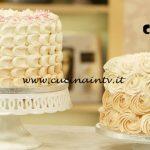 Bake Off Italia Extra Dolce - ricetta Torta decorata con crema al burro di Renato Ardovino