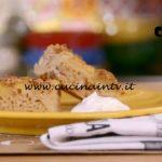 La mia cucina delle emozioni - ricetta Torta di mele bassa con mandorle e nocciole di Marco Bianchi