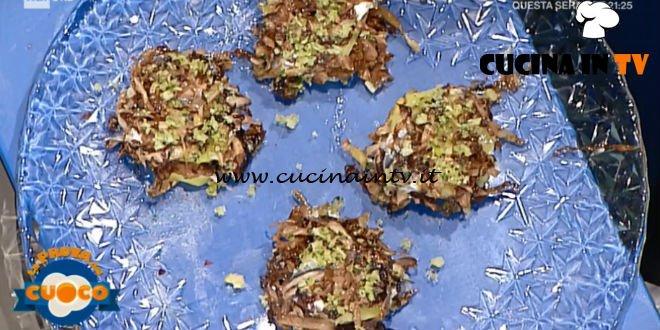 La Prova del Cuoco - ricetta Tortino di acciughe trevigiana e patate di Davide Valsecchi