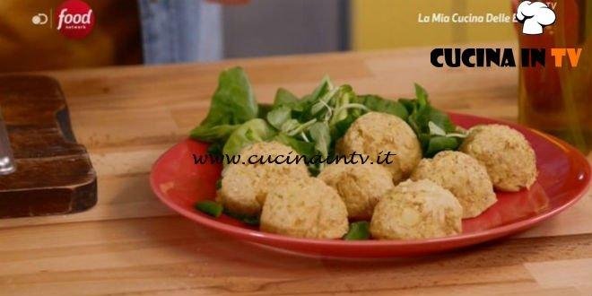 La mia cucina delle emozioni - ricetta Polpettine di ceci e patate di Marco Bianchi