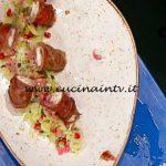 La Prova del Cuoco - ricetta Bombette di vitella con castagne e ricotta di Emilio Signori