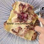 La Prova del Cuoco - ricetta Cannelloni radicchio salsicce e nocciole di Diego Bongiovanni