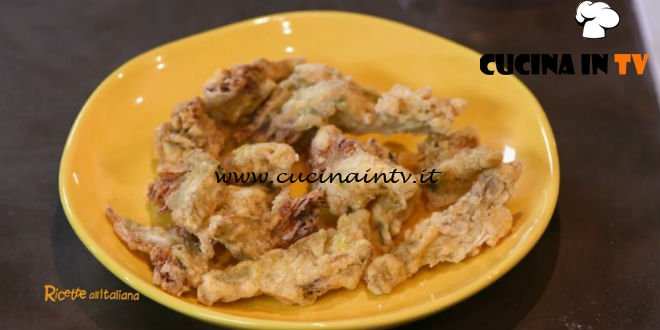 Ricette all'italiana - ricetta Carciofi fritti di Anna Moroni