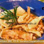 Ricette all'italiana - ricetta Ciceri e tria di Anna Moroni