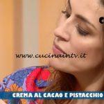 La Prova del Cuoco - ricetta Crema al cacao e pistacchio di Bronte di Mirco Della Vecchia