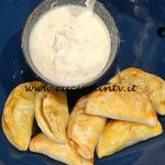 La Prova del Cuoco - ricetta Fagottini zucca e salsiccia con crema al gorgonzola di Clara Zani