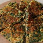 Cotto e mangiato - Frittata di riso e spinaci ricetta Tessa Gelisio