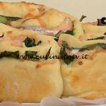 La Prova del Cuoco - ricetta Girelle al salmone con bieta e scamorza affumicata di Anna Maria Palma