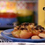 La mia cucina delle emozioni - ricetta Mele cotte con amaretti di Marco Bianchi