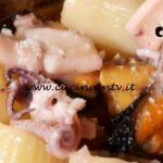 Cotto e mangiato - Mezze maniche calamari cozze e pecorino ricetta Tessa Gelisio