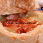 Ricette all'italiana - ricetta Minestra di porro patate e speck di Anna Moroni