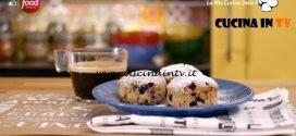 La mia cucina delle emozioni - ricetta Muffin ai mirtilli di Marco Bianchi