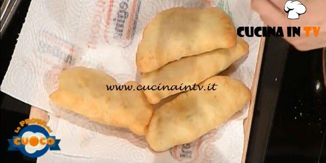 La Prova del Cuoco - ricetta Panzerotti di Sergio Maria Teutonico